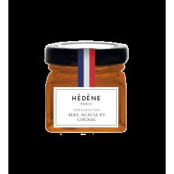 Miel artisanal d'acacia et cognac
